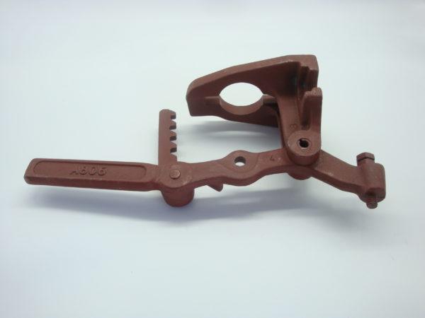 Hydraulic Lever & Bracket COU1029 Treg Trailers